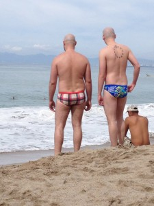 Gay Beach in Mexico