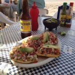 Tostadas de Ceviche 150x150 Puerto Vallarta is the Real Deal