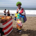 beach clown 150x150 Puerto Vallarta is the Real Deal