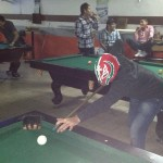 Playing pool 150x150 Mexican Wrestling   Lucha Libre