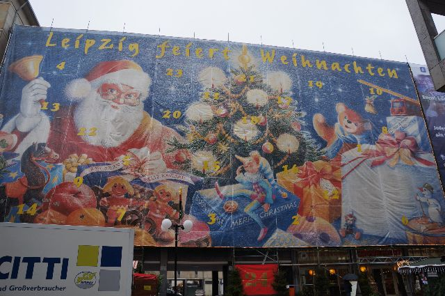 Leipzig Advent calendar The Best Christmas Markets in Germany