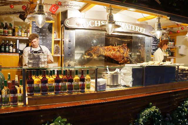 dresden xmas food The Best Christmas Markets in Germany