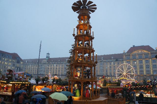 dresden xmas The Best Christmas Markets in Germany