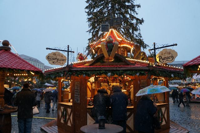 gluhwein in dresden The Best Christmas Markets in Germany