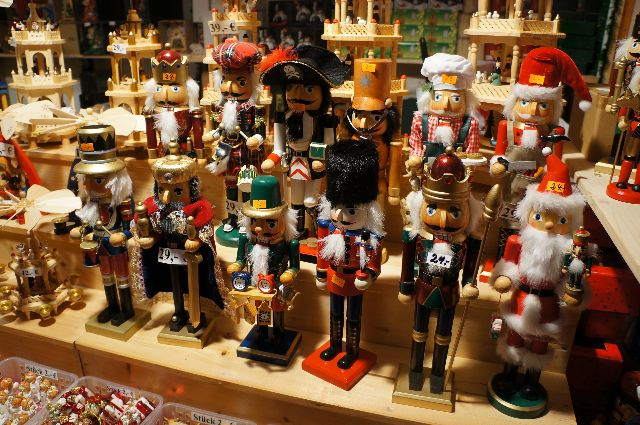 nutcrackers berlin The Best Christmas Markets in Germany