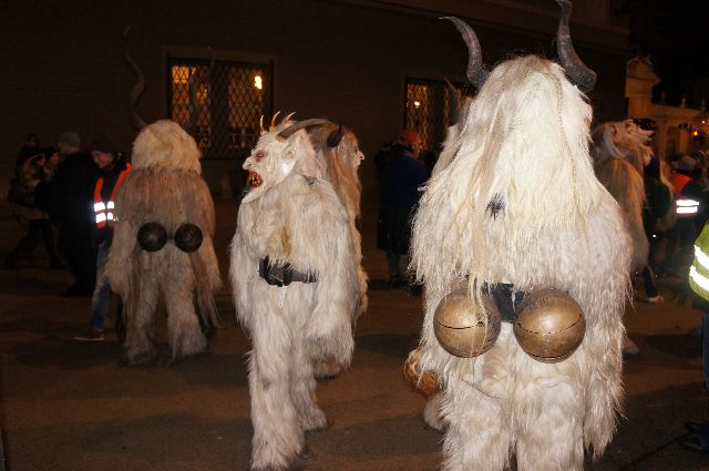 Krampus bells Christmas in Austria: How Naughty Children Should Be Dealt With   The Krampus