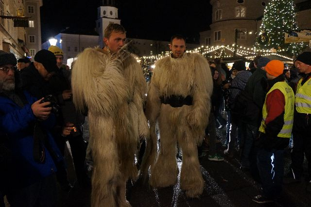krampus smoking Christmas in Austria: How Naughty Children Should Be Dealt With   The Krampus