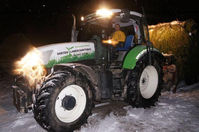 austrian tractor