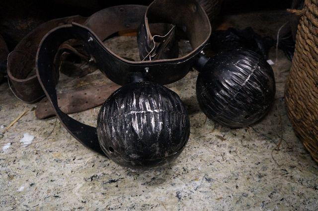 krampus bells