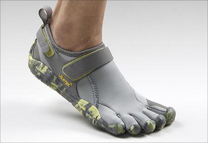 5 fingered shoes