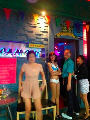 sexpat at gogo bar