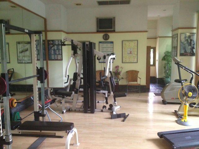 crappy gym
