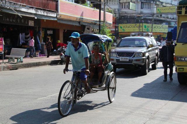rickshaw bangkok
