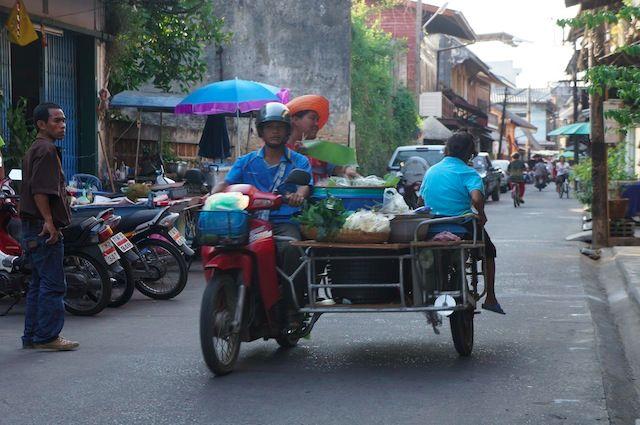 thai food cart