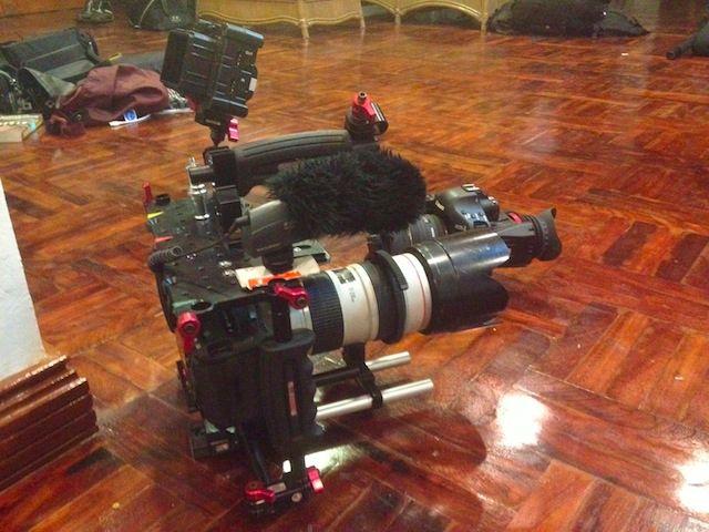camera equipment