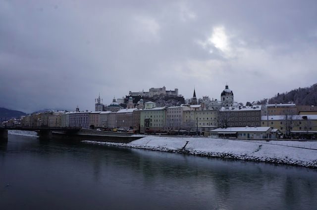 salzburg in winter