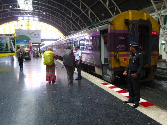 thai train