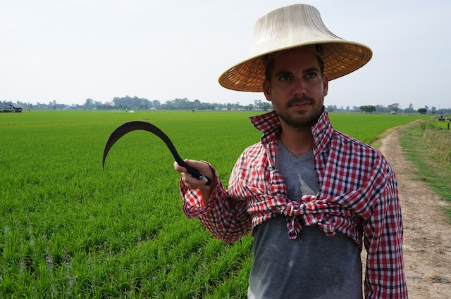 Rice Farmer or Gay Cowboy...you be the judge